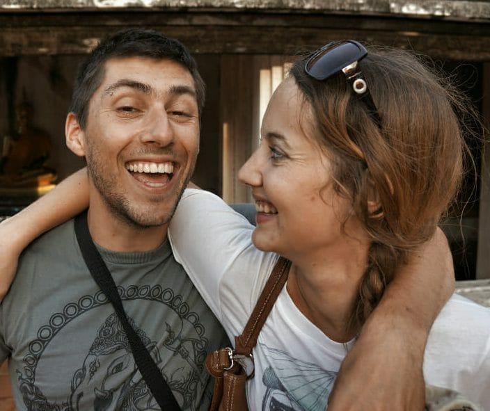 Fabienne et Benoit Luisier